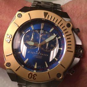Men's Android Silverjet watch